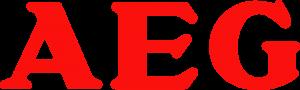 AEG gamintojo logo