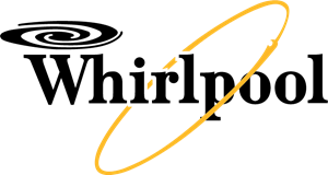 Whirlpool gamintojo logo