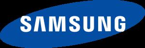 Samsung gamintojo logo